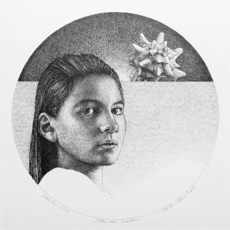 Stella del mattino, 2019 - 35x35 cm